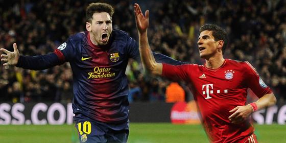Messi incluido en la lista de 21 jugadores