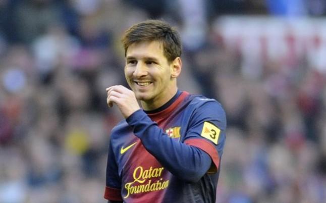El Barca recupera a Messi