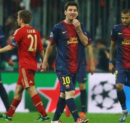 Messi deberia jugar el Sabado en San Mames