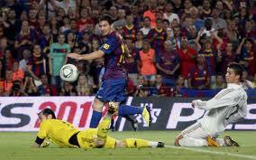 CR7 quiere ser el goleador de la Champions