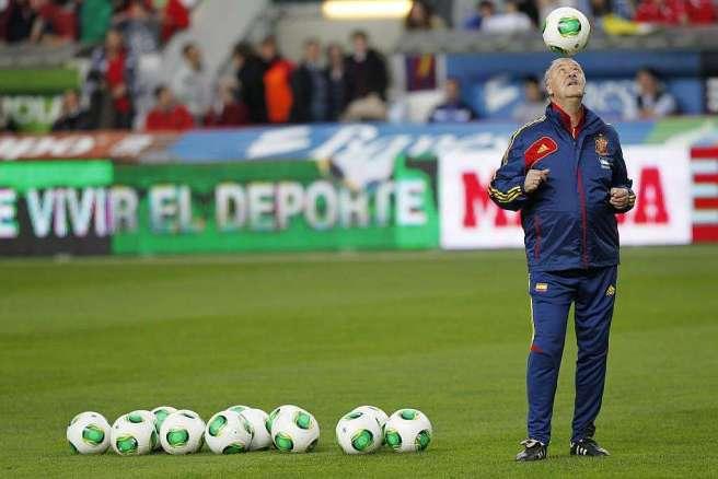 Despues del Mundial Brasil 2014 no sere mas DT de España
