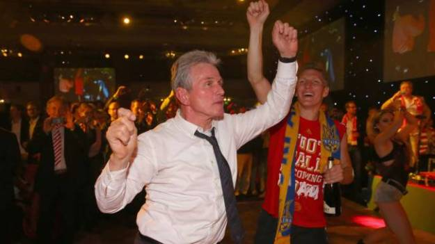 Heynckes tiene 2 champions