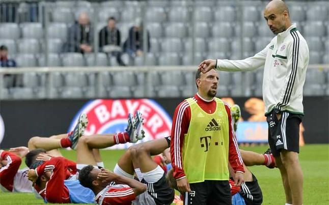 Guardiola revoluciona el Bayern Munich