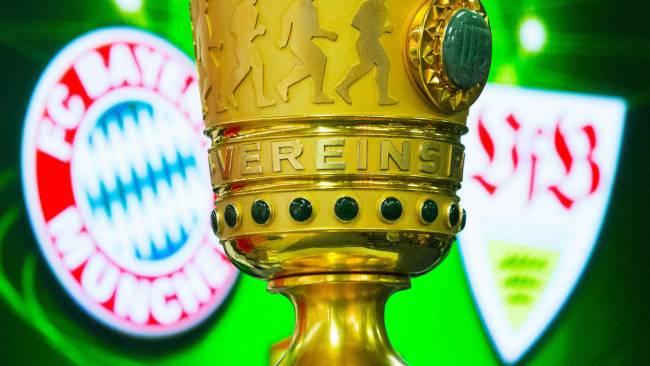 Bayern va por la triple. Final de la Copa Alemana