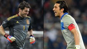 España vs Italia – Jueves 27 15:00 PM