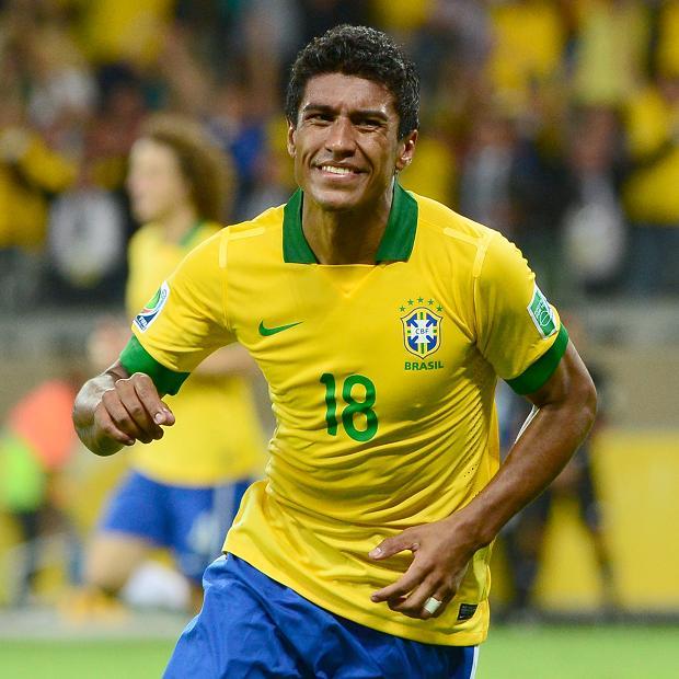 Paulinho es del Tottenham