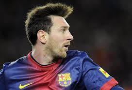 Messi le baja el rating al partido ante el Malaga