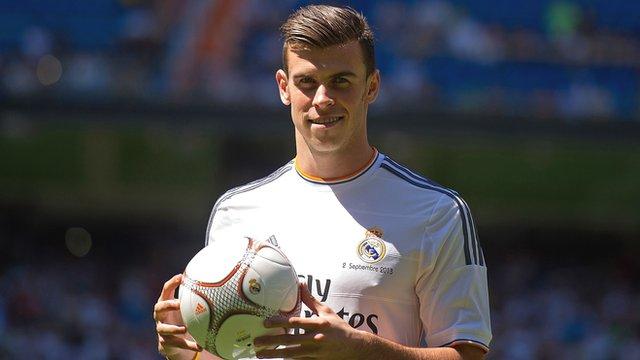 Gareth Bale podria debutar ante el Villareal
