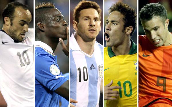 No lo miran por TV, los 14 paises que van a Brasil 2014