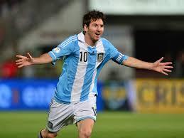 Messi estara en Nueva Jersey/Nueva York