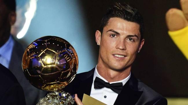 Cristiano, Ballon d'or