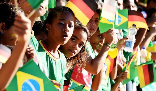 Brasil va por el Hexa
