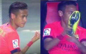 Neymar no entendia nada